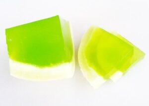 vodka melon medori jell-o shots
